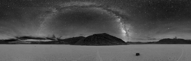 Death Valley Sky
